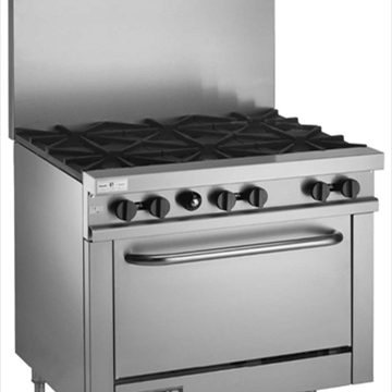 Gas Range With Oven V36