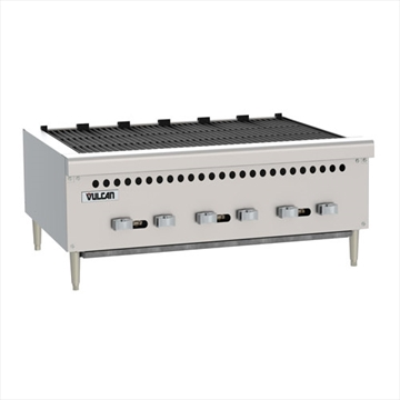 "Gas Charbroiler ""VCRB36"""