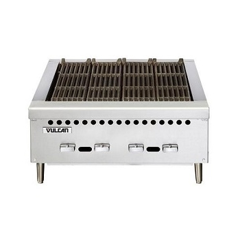 "Gas Charbroiler ""VCRB25"""