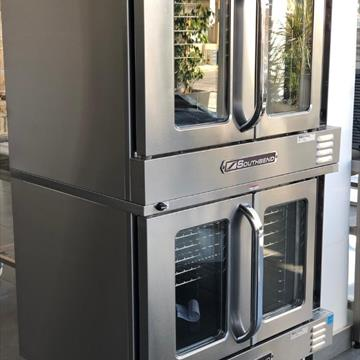 """south Bend"" electric convection oven"